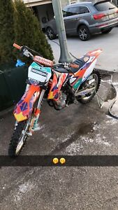 2011 KTM 450 Sxf great condition