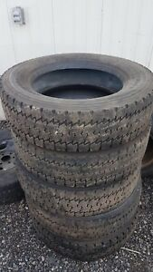 225/70R19.5 Flatbed tires