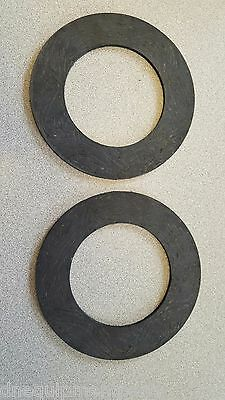 Bush Hog 64651 64561bh Frictionclutch Disc. New Replacement Set Of 2