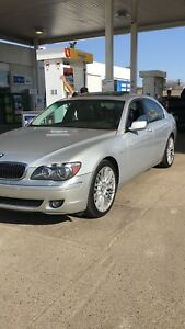 Clean 750i 2006 ,, need it gone make me an offer