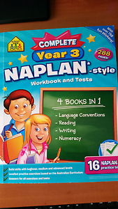 NAPLAN YEAR 3 NEARLY NEW Hinchinbrook Liverpool Area Preview