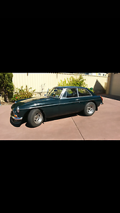 1971 M.G. MGB Carine Stirling Area Preview