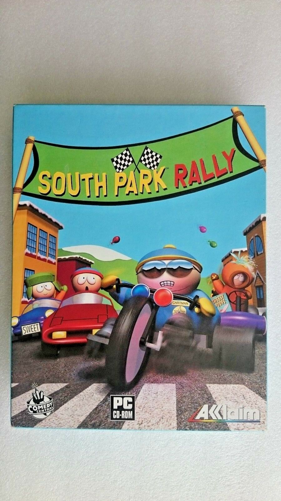 South Park: Rally (PC: Windows, 2000) - Big Box Edition