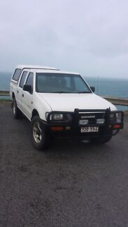 1997 holden rodeo Andergrove Mackay City Preview