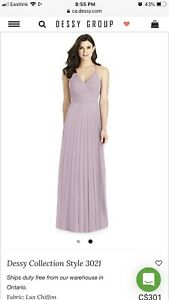 Dressy Bridesmaid Dress