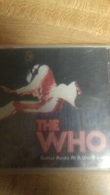 The Who - Gutter Punks At A Warehouse / Hiwatt / 1971 (The Warehouse Usa)