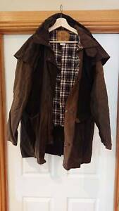 oil skin jacket size 6 weatherbeeta Bayswater Knox Area Preview