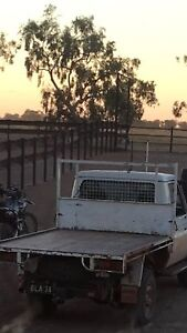 Toyota landcruiser ute tray for sale Spring Hill Brisbane North East Preview