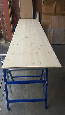 Knotty Pine Panels / DIY / Shelving / 2440x600x18mm