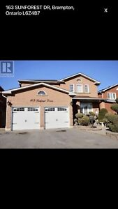 House for sale in Brampton.