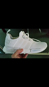 Adidas nmd triple white us11 Newcastle Newcastle Area Preview