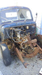 1949 1950 Dodge Fargo truck project