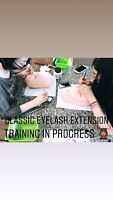 Private 1:1 Classic Eyelash Extension Course