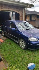 2003 Holden Astra Hatchback Nabiac Great Lakes Area Preview