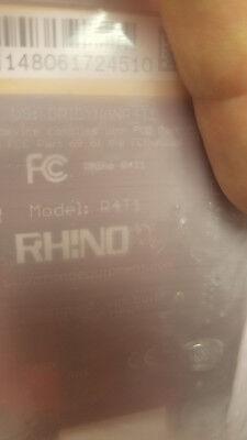 Rhino R4t1 Quad Port T1e1 Pci Analog Pri Card For Asterisk Voip New Sealed
