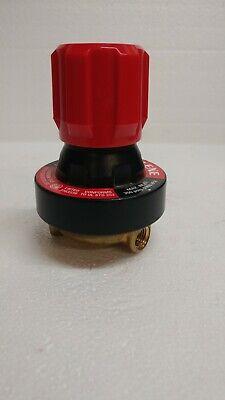 Victor Cutskill Acetylene Regulator Model G350-15-510 Doesnt Include Gauges