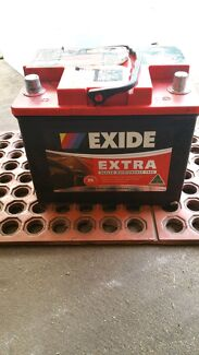 12v exide heavy duty battery  Mirrabooka Stirling Area Preview