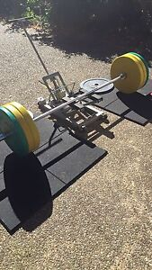Olympic weightlifting equipment Canungra Ipswich South Preview