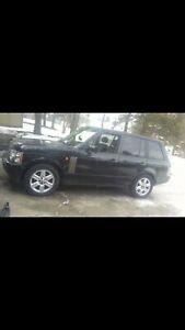 Parting out 2003 range rover