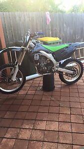 Kawasaki kx450 for sale 3500ono!! Broome Broome City Preview