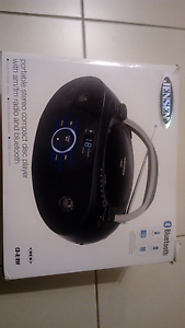 Jensen portable stereo cd player with am/fm radio Bluetooth Castle Hill The Hills District Preview