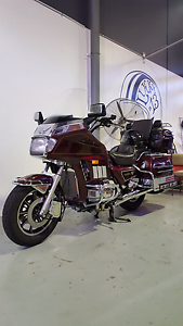 1986 Honda Goldwing Interstate 1200 Southport Gold Coast City Preview