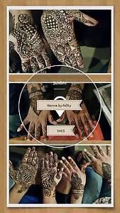 Henna/Mehandi Body Art Toongabbie Parramatta Area Preview