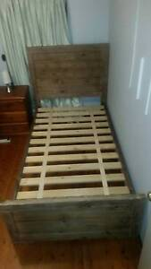 Brand new timber king single bed frame Greenfield Park Fairfield Area Preview