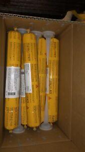 Sikaflex 600ml Grey | Waterproofing Sealant 20 x 600ml tubes