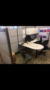 Office Furniture work stations