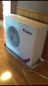 Air climatisé Gree 18000 btu & thermopompe liquidation