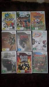 11 Nintendo Wii games Mansfield Brisbane South East Preview