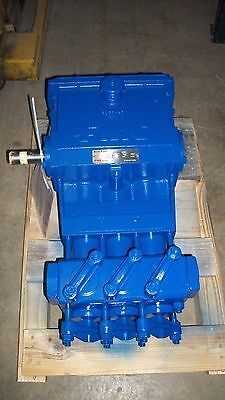Fmc Bean Pump Model L1122d - Rebuilt