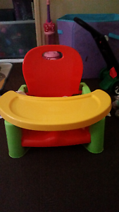 Booster seat Mango Hill Pine Rivers Area Preview