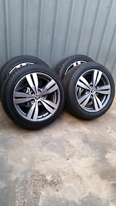 Vf ss alloys with tyres Brahma Lodge Salisbury Area Preview