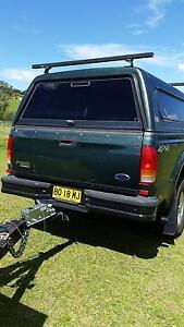 2002 Ford F250 XL Jamberoo Kiama Area Preview