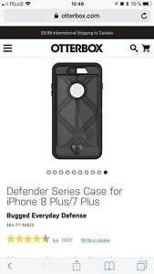 Otterbox neuf! Iphone 7 ou 8 plus!