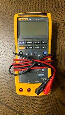 Fluke 189 Industrial True Rms Digital Multimeter