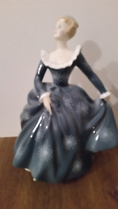 Royal doulton figurine Fragrance St Andrews Campbelltown Area Preview