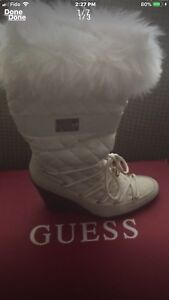 Authentic Guess-Boot-UGG Never Used-PUMA-LE CHATEAU-Slipper