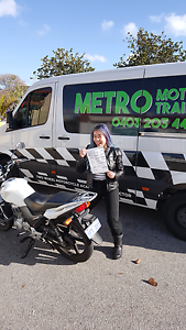 Your Lessons - Our Reputation  - Metro Motorcycle Training Kelmscott Armadale Area Preview