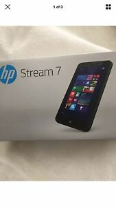 ✅ HP STREAM 7 5701 TW TABLET NEW IN BOX + iTag Keychain Westmead Parramatta Area Preview