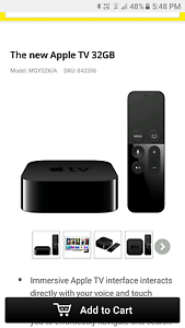 Apple TV 32gb South Morang Whittlesea Area Preview