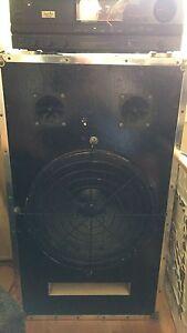 """Speaker 15"""" 2x"""