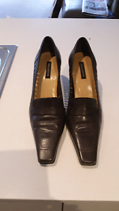 3 pair of ladies shoes - size 10 - good condition, used. Watson North Canberra Preview
