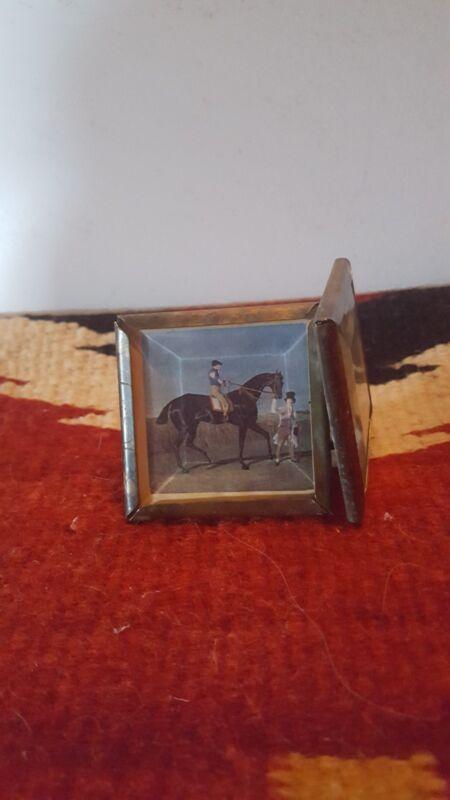 Black Thoroughbred  Racehorse Rosette