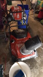 Husqvarna Single Stage Snow Blower