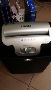 Rexel Promax Cross Cut Shredder V65WS Braybrook Maribyrnong Area Preview