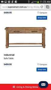 2 month olf buffet/side table/hallway table Smithfield Cairns City Preview