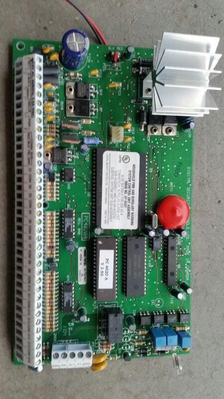 DSC Maxis 4020 Control Board